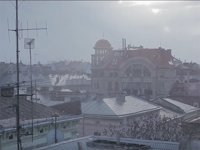 Одесити представили романтичне відео про місто Лева
