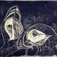 Виставка Катерини Котлярової «Ключі природи: птахи і квіти»