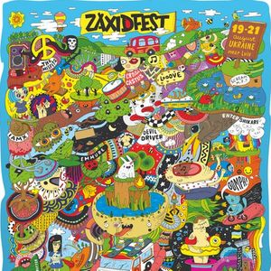 Zaxidfest 2016