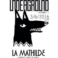 Концерт La Mathilde (alternative chanson, Франція)