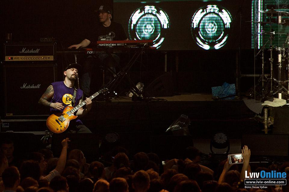 Фото з концерту Бумбокс у Львові