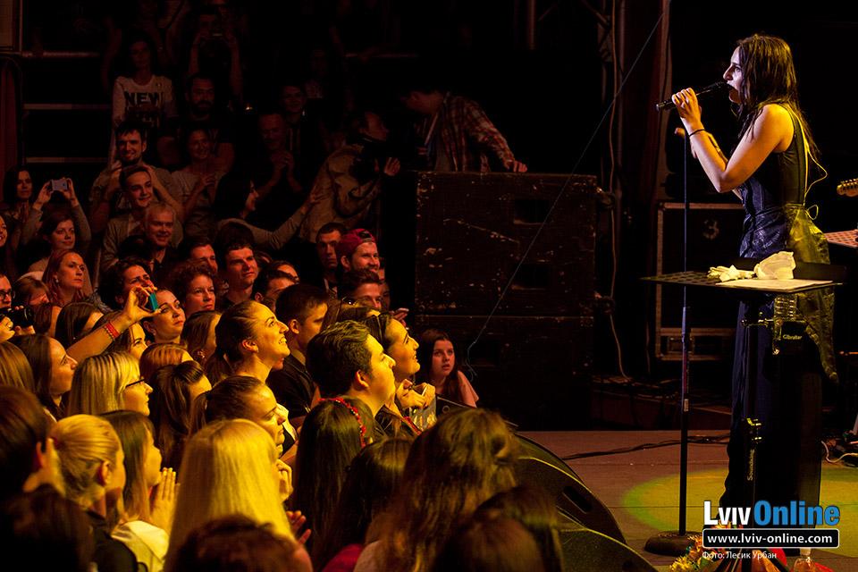 Фото з додаткового концерту Джамали