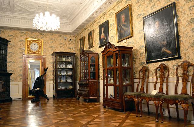 Один із найстаріших музеїв України, заснований у 1893 році