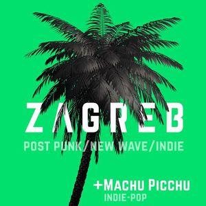 Концерт гуртів Zagreb + Machu Picchu