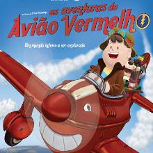 Мультфільм «Пригоди червоного літачка» (As Aventuras do Avião Vermelho)