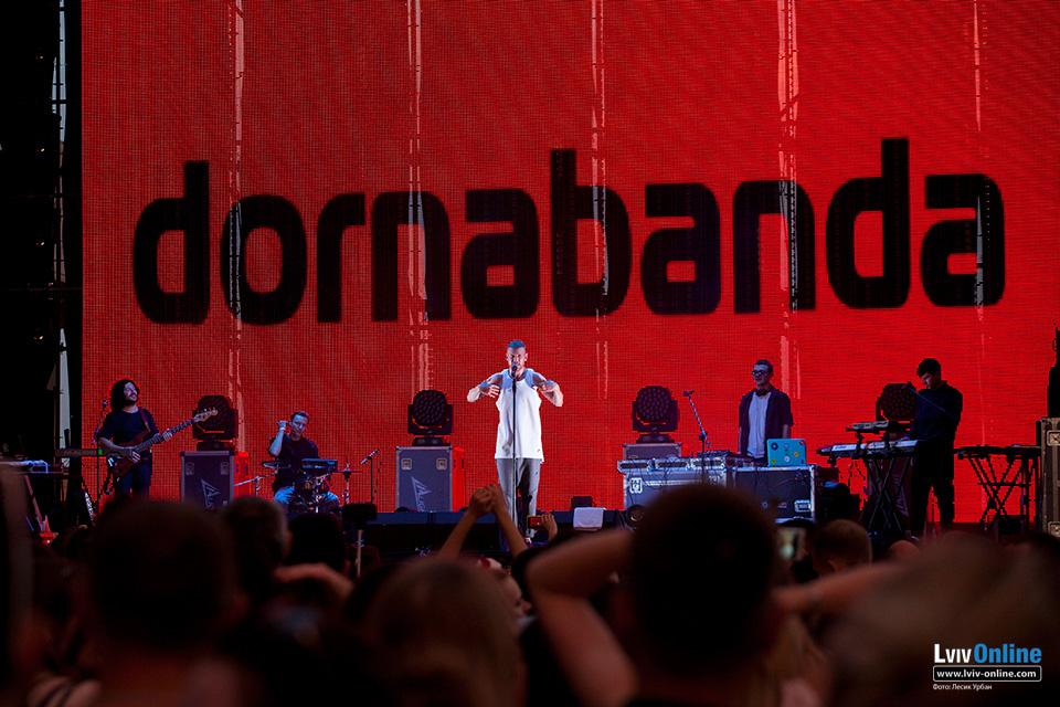 Фото з концерту Івана Дорна у Львові