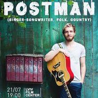 Презентація дебютного альбому Postman