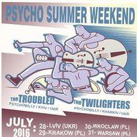 Концерт гуртів The Troubled ( Київ) і The Twilighters (Харків )