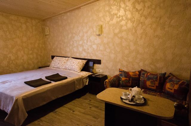 Готель «Фортуна», номер «Півлюкс»