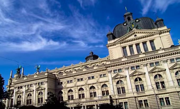 Львівська опера - візитна картка міста