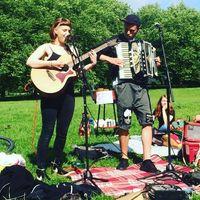 Концерт Gorem & Avona (Британія, folk punk)