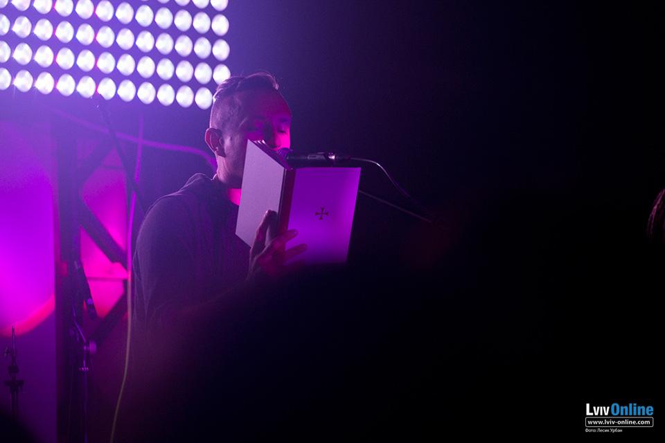 Ніч поезії і музики non-stop 2016