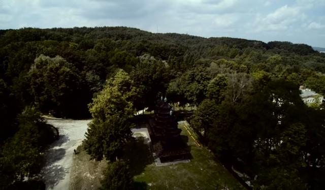 Музей під відкритим небом «Шевченківський гай»