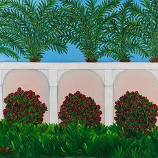 Виставка живопису Наталі Бартків «Вічний сад»