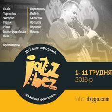XVІ міжнародний джазовий фестиваль «Jazz Bez»