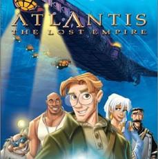 Мультфільм «Атлантида: Загублена імперія» (Atlantis: The Lost Empire)
