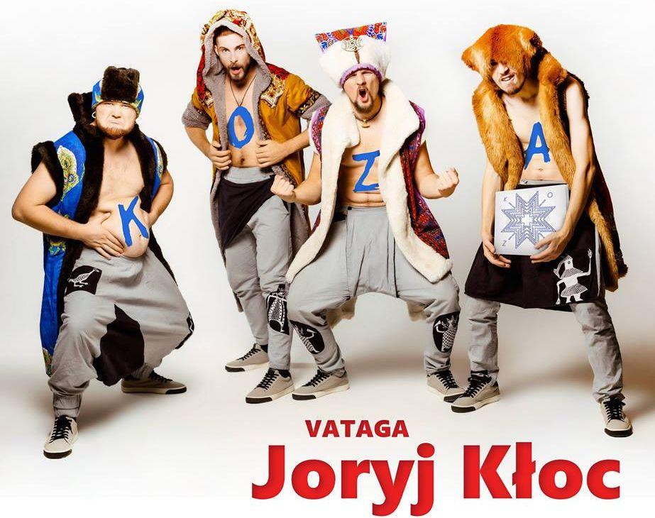 Joryj Kłoc: про альбом КOZA, який викликає сніг