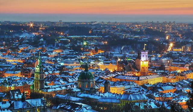 Кращі місця Львова: плануємо прогулянку самостійно