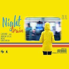 Вечірка Night Train