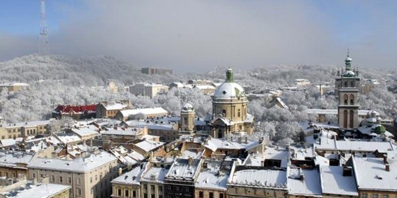 Львів на вихідні. 7-8 січня 2017