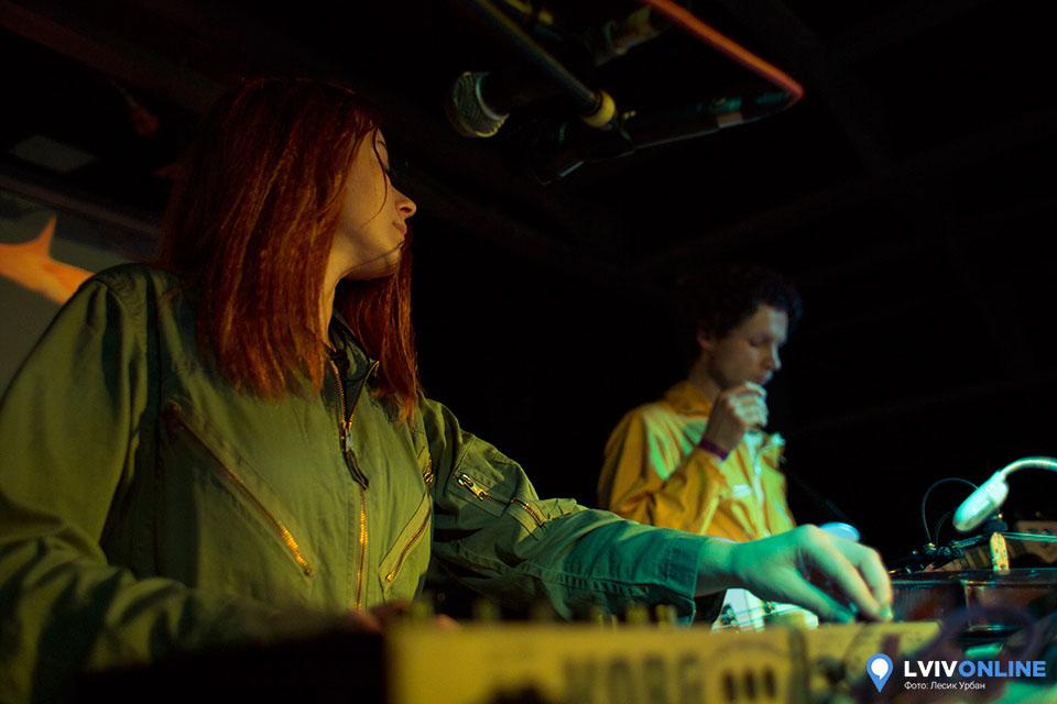 Фото з концерту гурту Tik Tu у Львові