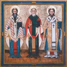 Тематична екскурсія «Іконографія трьох святителів»