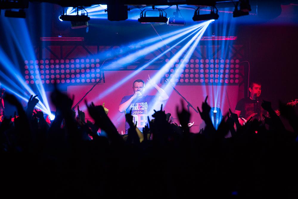 Фото з концерту Тартака