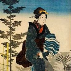 Виставка японської гравюри «Світ кабукі»