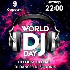 Вечірка World Dj Day