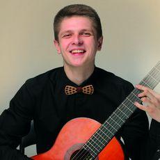 Концерт Юрія Присяжного в рамках фестивалю класичної гітари Guitar Vik
