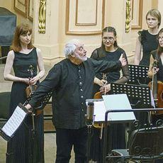 Концерт за участі Лева Маркіза та Бенджамена Маркіз-Ґілмора