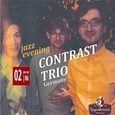 Концерт Contrast Trio