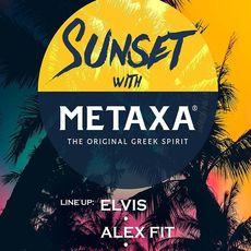 Вечірка Sunset with Metaxa