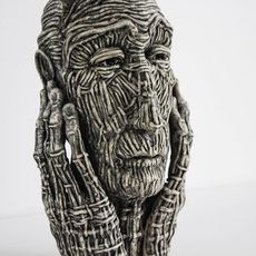 Виставка Людмили Давиденко «Голова»