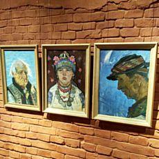 Виставка Веніаміна Кушніра «Я — український художник»