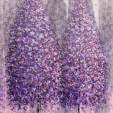 Виставка живопису Вікторії Теслюк «Колорит»
