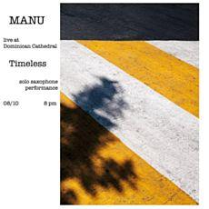 Концерт Manu – Timeless