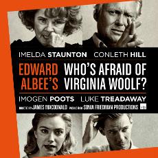Вистава «Хто боїться Вірджинії Вульф?»