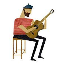 Вечір класичної гітарної музики Артема Позднякова