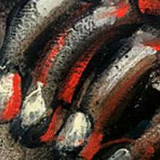 Виставка Остапа Лозинського «Тривога. Шкіц до пейзажу»