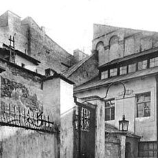 Екскурсія єврейським кварталом середньовічного міста