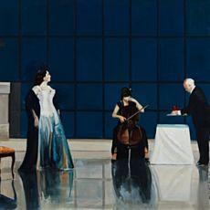 Виставка живопису Марека Окрасси