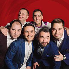 Гумористичний концерт «Ліга Сміху». Команда «Дніпро»