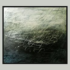 Виставка живопису Миколи Курилюка «Зміст»