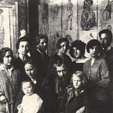 Лекція «Маестро і учні: вихованці Олекси Новаківського до створення мистецької школи»