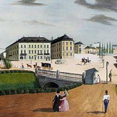 Лекція «Портрет Львова у стилі класицизму: архітектура міста у 1772-1848»