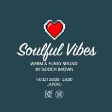 Вечірка Soulful Vibes by Gooch Brown