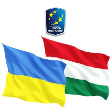 Регбі. Чемпіонат Європи. Національна збірна України проти збірної Угорщини