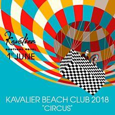 Відкриття Kavalier Beach Club – Circus 2018