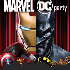 Вечірка Marvel vs DC